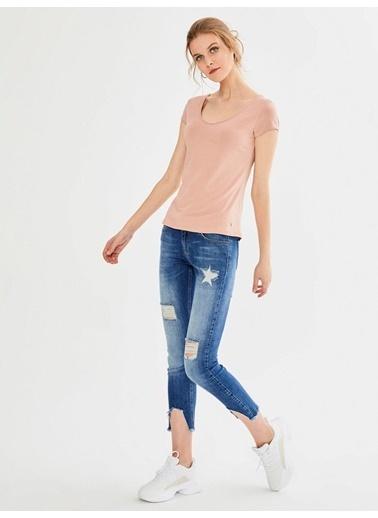 Xint Tişört Pembe
